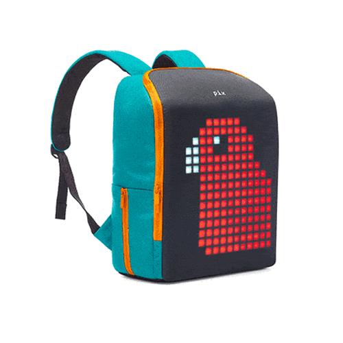 Детский рюкзак с дисплеем. Pix Mini Backpack