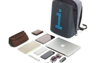 PIX Backpack. Рюкзак с LED-экраном