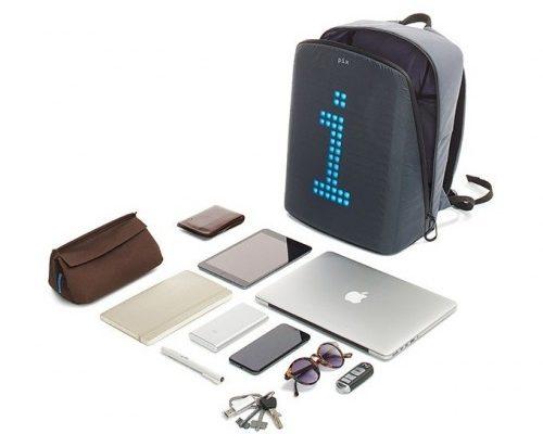 PIX Backpack. Рюкзак с LED-экраном